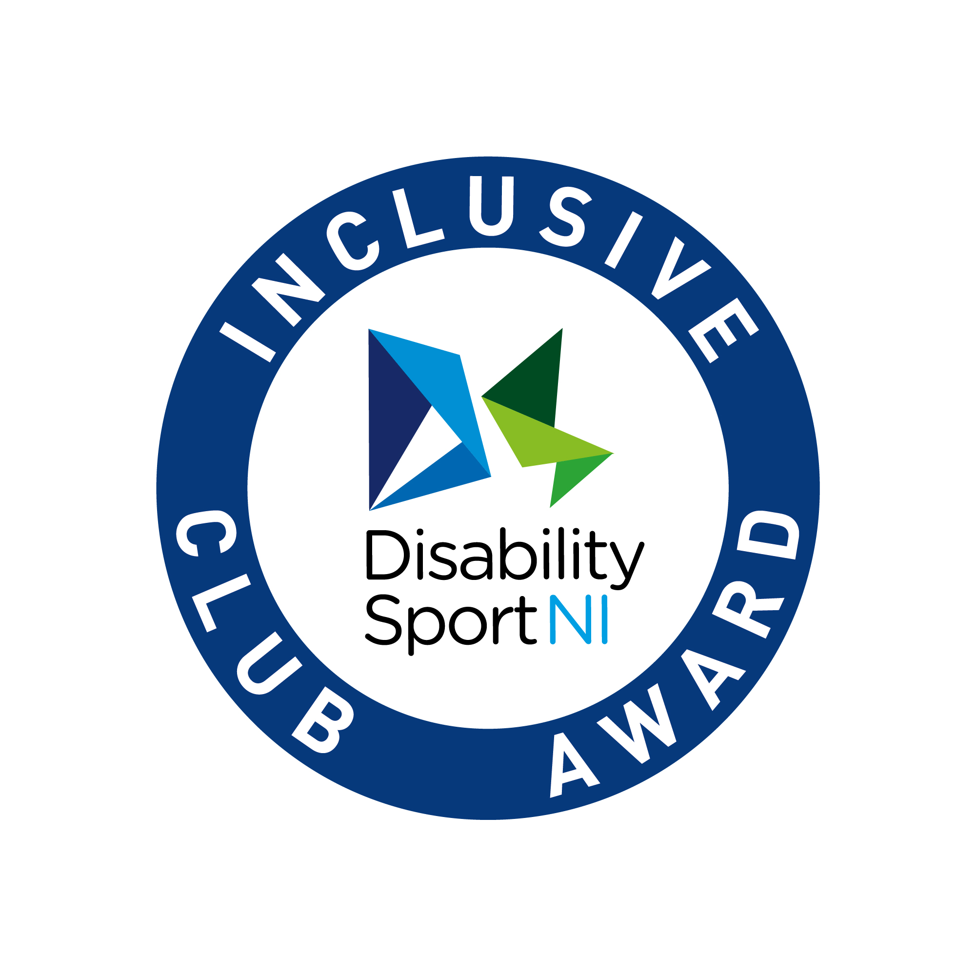 Inclusive Club Award Logo