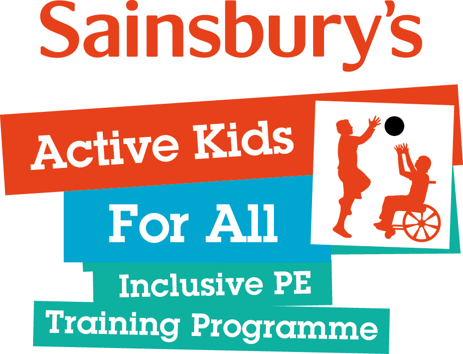 Sainsbury's Active Kids for All Programme Logo