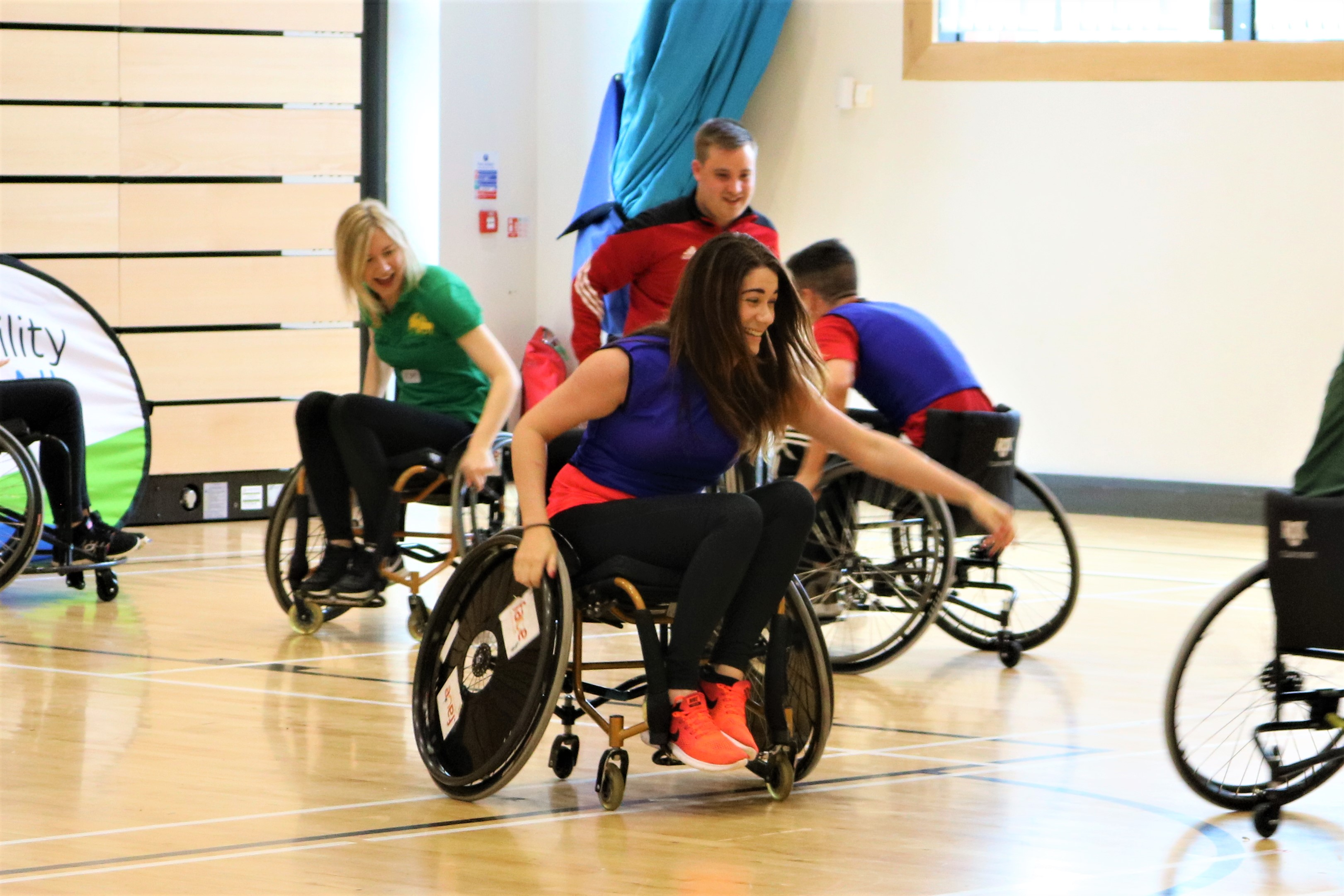 Wheelchair Skills for Sport