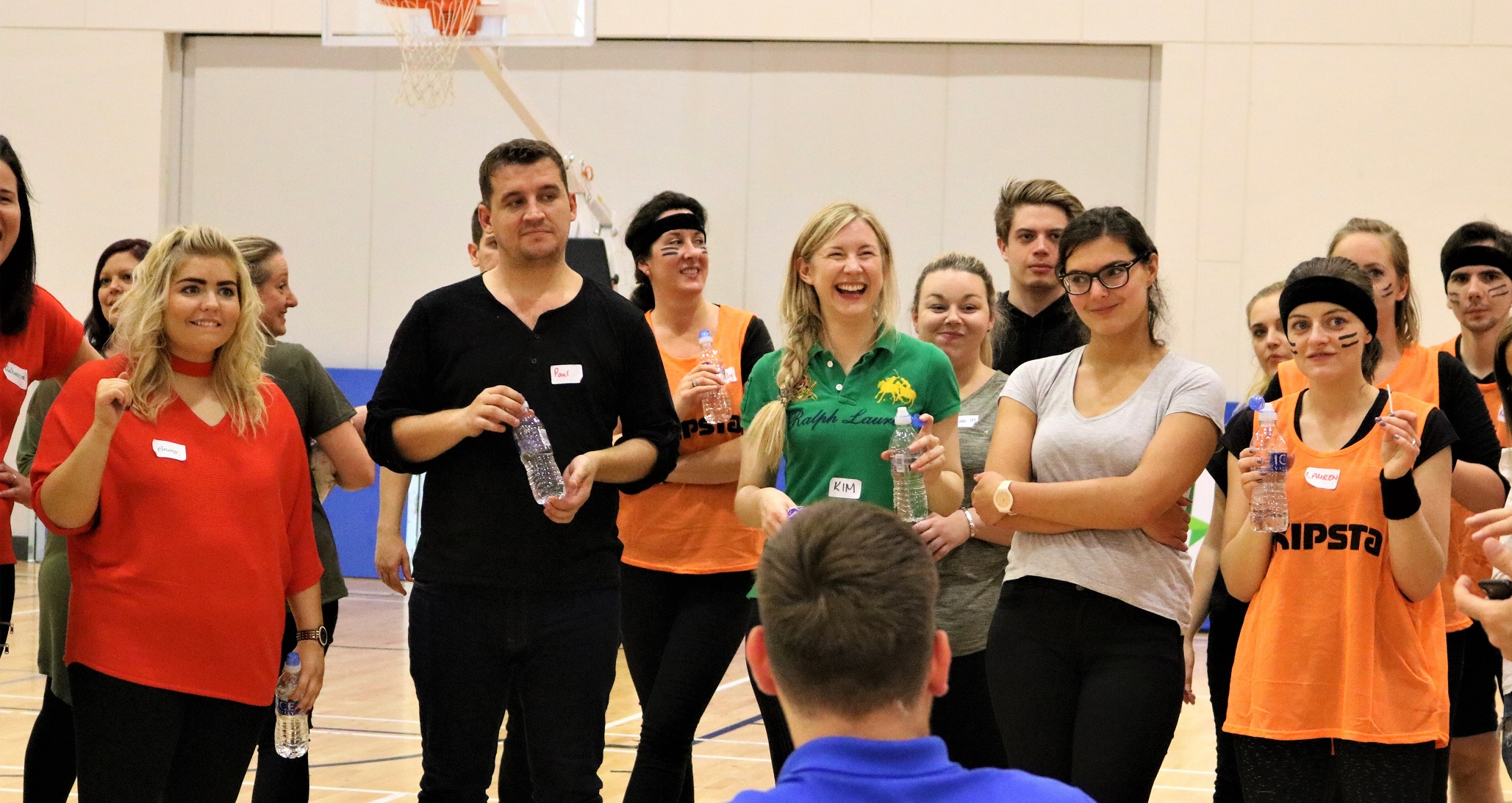Disability Sports Team Building Challenge