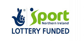 Sport NI Lottery Funded Logo