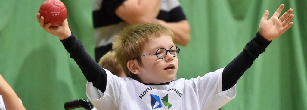NI Junior Paralympic Fun Day