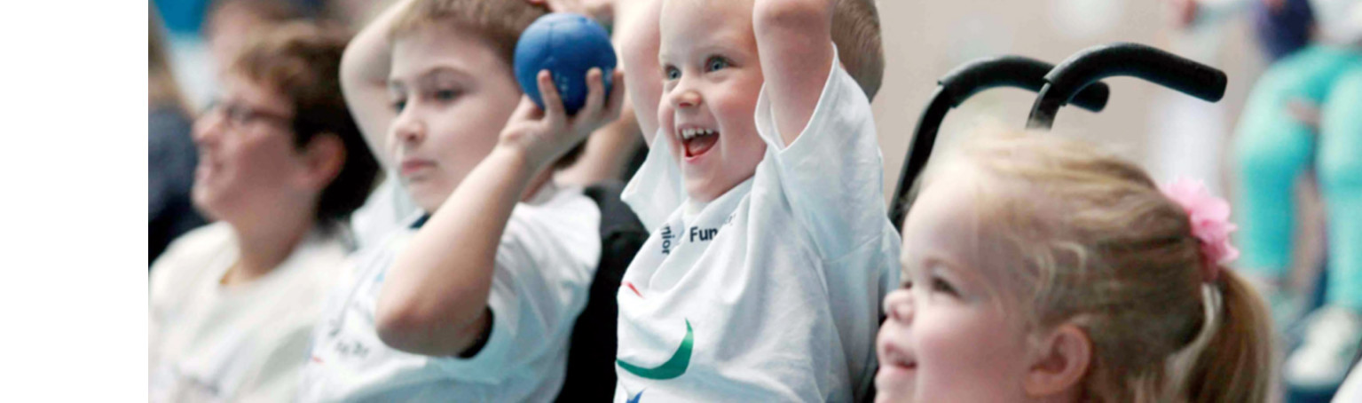 We're helping children take part in sport